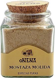 Onena Mostaza Molida Especias 45 g (7047)