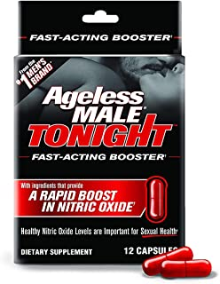 does ageless male tonight work