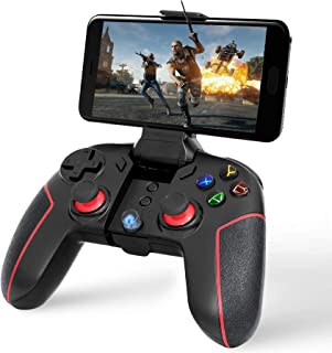 Mobile Game Controller,Sinfox 2.4G Wireless Joystick Gamepad Bluetooth PC Game Controller Compatible with iPhone/iPad/Andr...