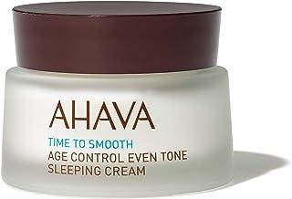 AHAVA Age Control Even Tone Sleeping Cream, 50ml