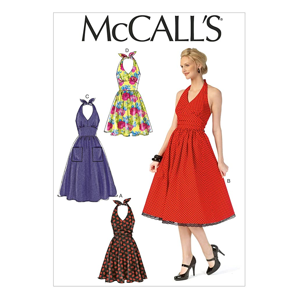 Butterick  Patterns M7157 Misses' Dresses Sewing Template, E5 (14-16-18-20-22)