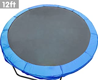 Replacement Reinforced Outdoor Round Trampoline Safety Spring Pad Cover