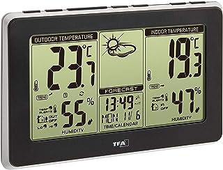 TFA Dostmann Mondo Estación meteorológica, Negro