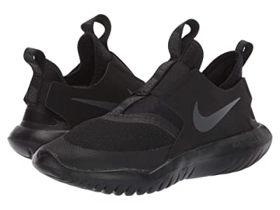 Nike Kids Flex Runner (Big Kid) (Black/Anthracite) Kids Shoes
