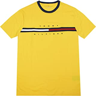 Men's Short Sleeve Crewneck Logo T Shirt