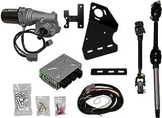 SuperATV EZ-Steer Power Steering Kit for Polaris Ranger XP 900 (2013+) - for Gas Models