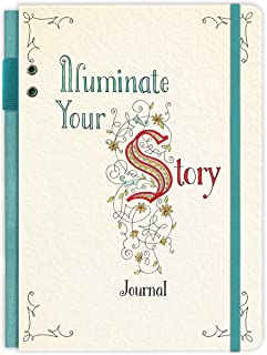 ILLUMINATE YOUR STORY JOURNAL: An Illuminated Bible Coloring Journal