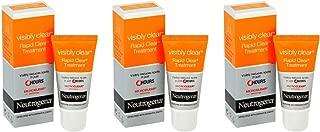 Neutrogena Visibly Clear Rapid Clear Treatment, 0.5 FL Oz (3 Pack)