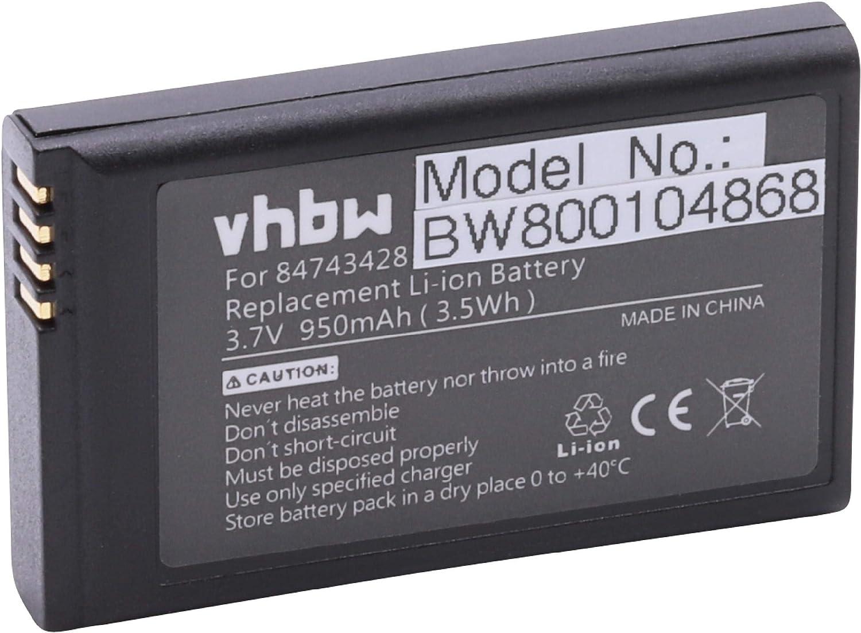Vhbw Li Ion Akku 950mah Für Schnurlos Festnetz Telefon Elektronik