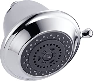 Delta Faucet 3-Spray Touch-Clean Shower Head, Chrome RP43381