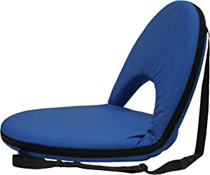 "Stansport ""Go Anywhere Chair - Blue"