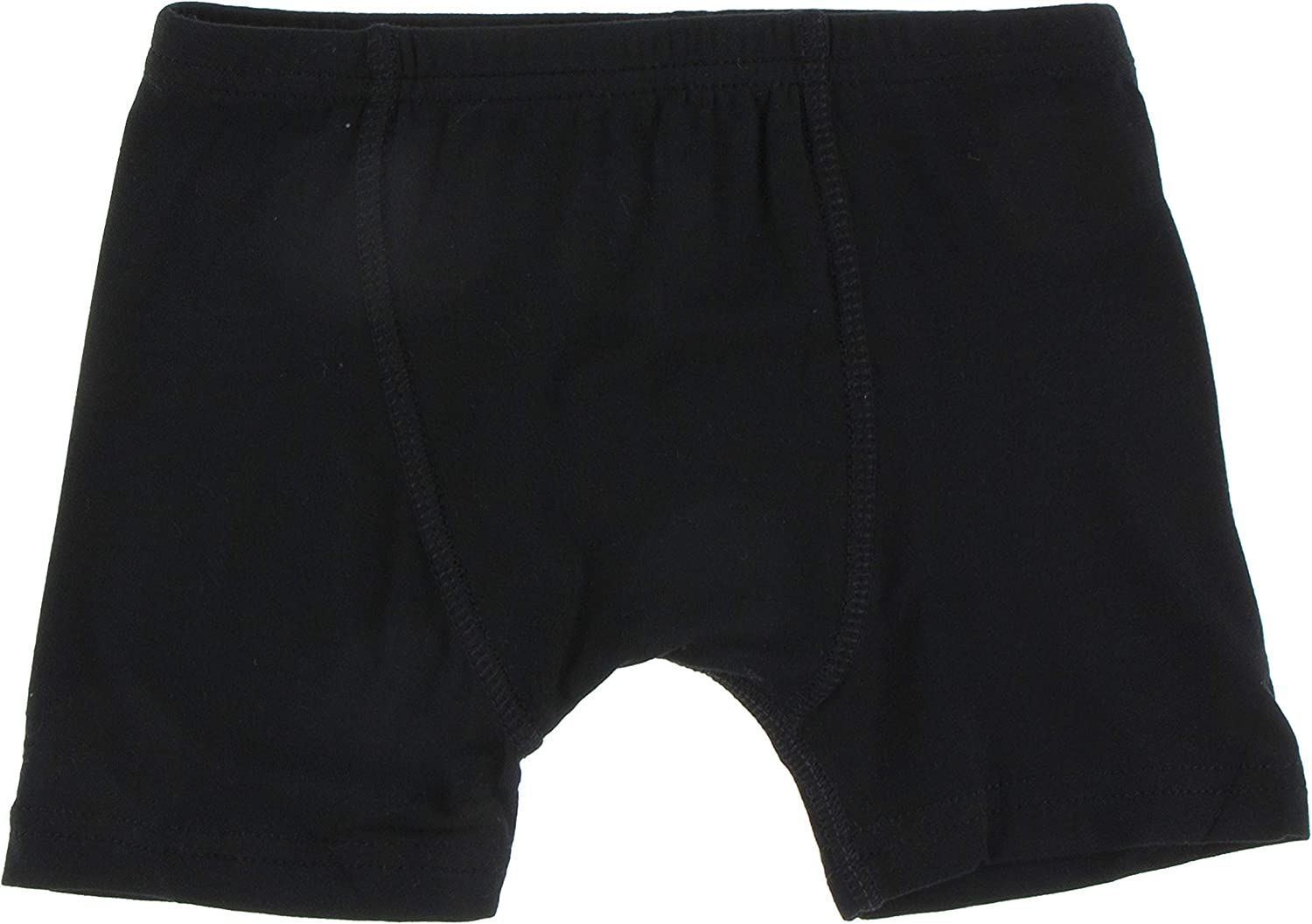 KicKee Pants Boys Boxer Briefs, Solid Color, Super Soft for All Day Comfort, Toddler to Big Kid Underwear