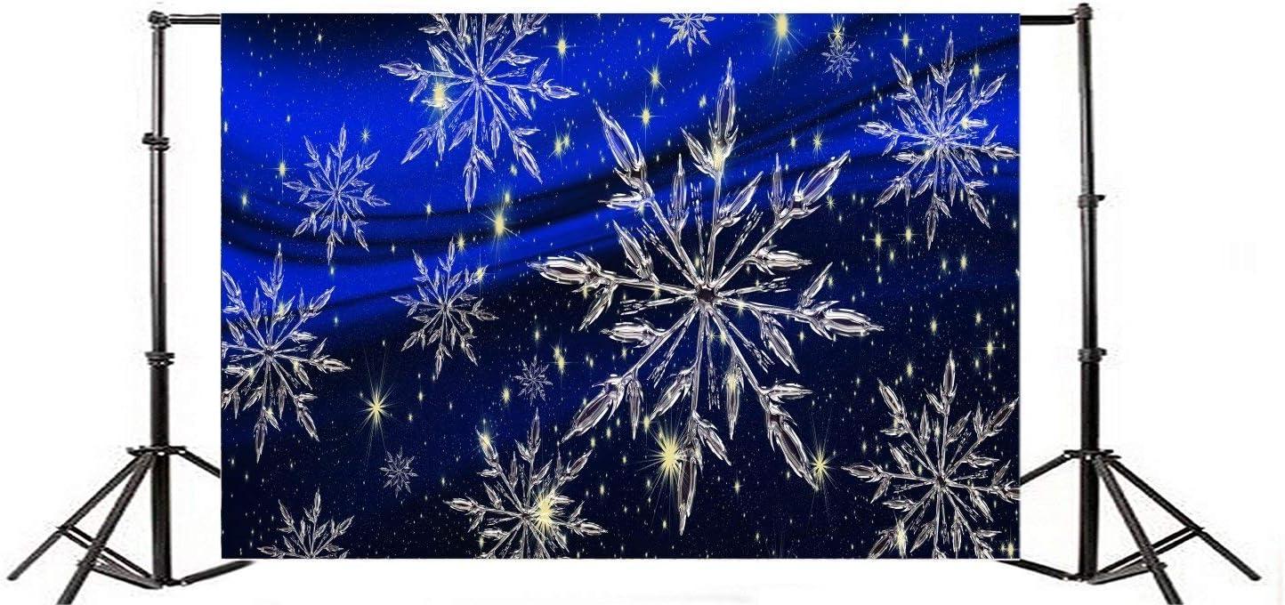 10x6.5ft Vinyl Merry Christmas Backdrop Happy New Year Photography Background Christmas Ball Christmas Tree Shiny Halos Bokeh Backdrop Children Baby Adult Portraits Photo Studio