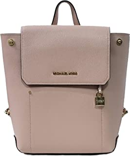 Michael Kors Hayes Medium Leather Backpack Bag
