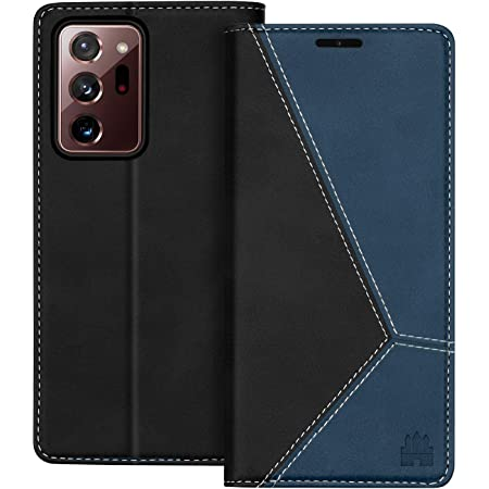 6.7 Vegan Leather 6.7 Wrist Strap AMOVO Case for Galaxy Note 20 Brown Flip Case Removable Wallet Folio Note 20 2 in 1 Kickstand for Samsung Galaxy Note 20 Wallet Case Detachable