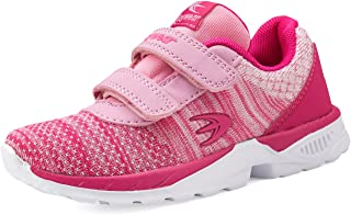 Toddler Double Strap Shoes Breathable Tennis Shoes for Boys Girls