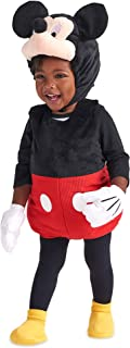 Mickey Mouse Costume for Baby Black