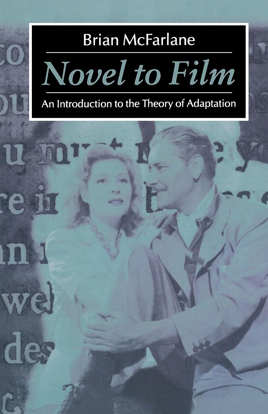 カビエスカレーター険しいNovel to Film: An Introduction to the Theory of Adaptation