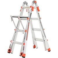 Little Giant 18117-001D Helium 17' Type 1 Ladder - Certified Refurbished