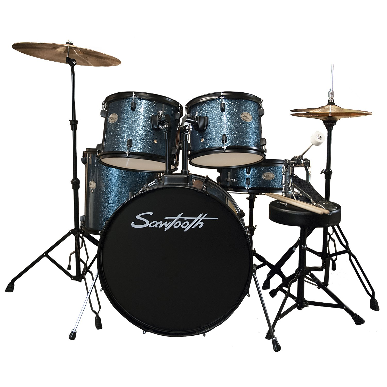Rise Sawtooth Student Hardware Cymbals