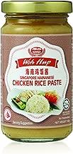 woh hup chicken rice paste