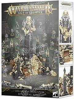 Warhammer Games Workshop Age of Sigmar: Ossiarch BoneReapers: Bone-Tithe Nexus