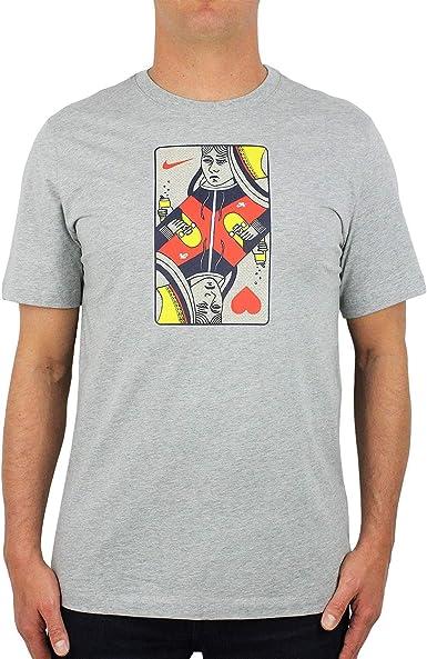 NIKE M Nk SB tee Queen Card Camiseta Hombre