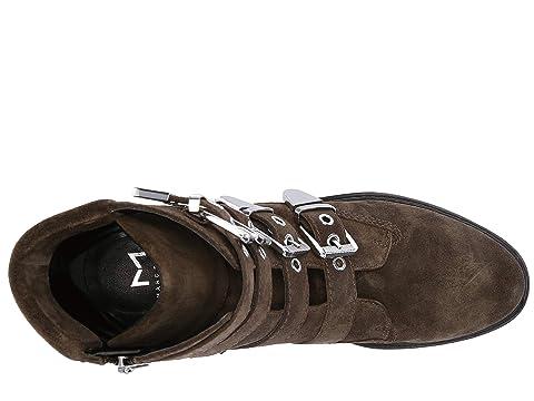 SuedeDark Black Diante Green Suede Multi Grey Fisher LeatherDark LTD Marc qfw0Z0