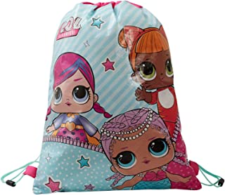 """OFFICIAL CHARACTER SPORT PE GYM SHOE  BAG /""""PERFECT FOR SCHOOL/"""" LOL SURPRISE"""