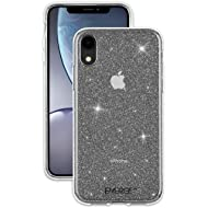 EMERGE SHIMMER iPhone XR Glitter Cell Phone Case - Sparkle Effect Clear