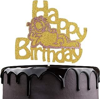 garfield cake topper