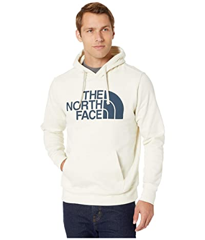 The North Face Half Dome Pullover Hoodie (Vintage White/Blue Wing Teal) Men