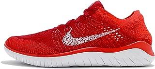 Free RN Flyknit 2018 942838 601 University Red/White Men's Running Shoes (14)