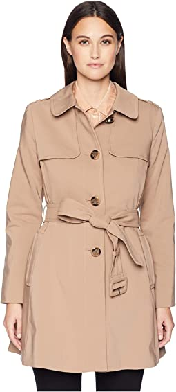 Rainwear Trench Coat 34""