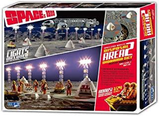 MPC Space 1999 Nuclear Waste Area 2 Diorama MoonBuggy, MPC860