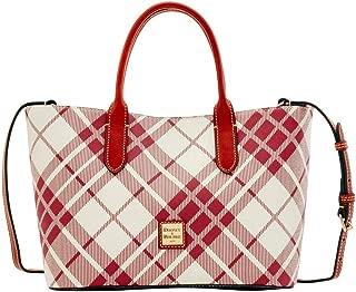 Dooney & Bourke Harding Brielle Top Handle Bag Cranberry