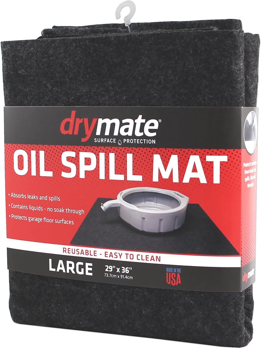 Drymate Large Premium Absorbent Garage Floor Mat