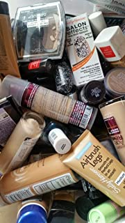 Maybelline Makeup Cosmetics Assorted Mixed Lot - (200Pcs)