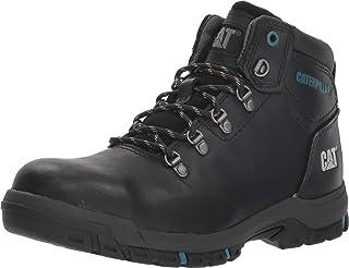 Women's Mae Steel Toe Waterproof Work Boot Construction