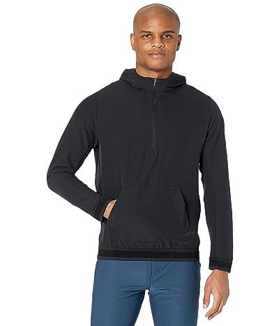 adidas Golf Adicross Anorak Hoodie (Black) Men