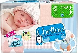Chelino Fashion & Love Junior - Pañal infantíl, talla
