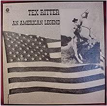Best tex ritter an american legend Reviews
