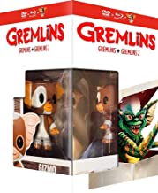 Gremlins / Gremlins 2 - 2-Disc Box Set & Gizmo FUNKO Figurine ( Gremlins / Gremlins Two: The New Batch ) (Blu-Ray & DVD Combo) [ Blu-Ray, Reg.A/B/C Import - France ]