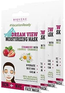 biovene black peel off mask ingredients