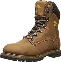 Chippewa Men's 8 Inch Heavy Duty Tough Bark Waterproof Ins Lug Utility Boot