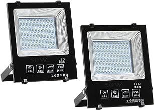 LED-buitenspot 50 W/100 W/150 W/200 W/300 W, super helder, LED-spot, 220 V, IP65 waterdicht, koud wit (6500 K), veiligheid...