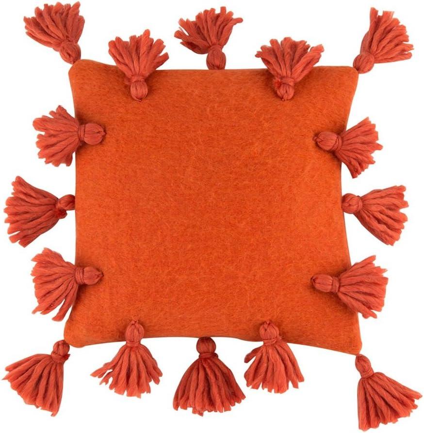 買い物 特売 Shiraleah Balthazar Pillow Orange