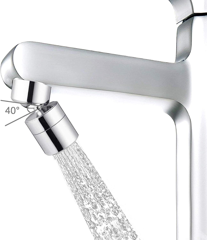Waternymph Doble Función 2-Flow Aireador de Fregadero de Cocina