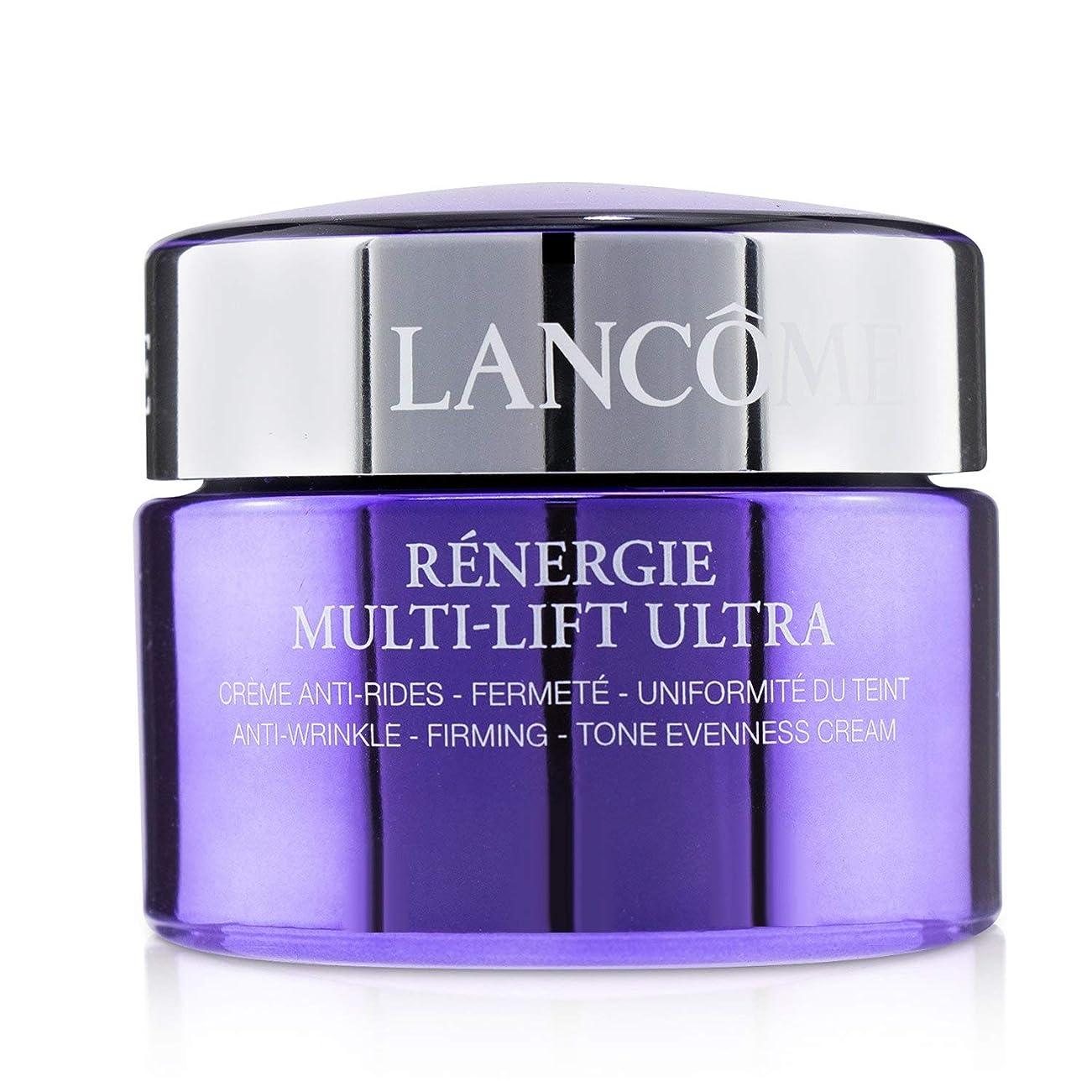 繊毛バックオプションランコム Renergie Multi-Lift Ultra Anti-Wrinkle, Firming & Tone Evenness Cream 50ml/1.7oz並行輸入品
