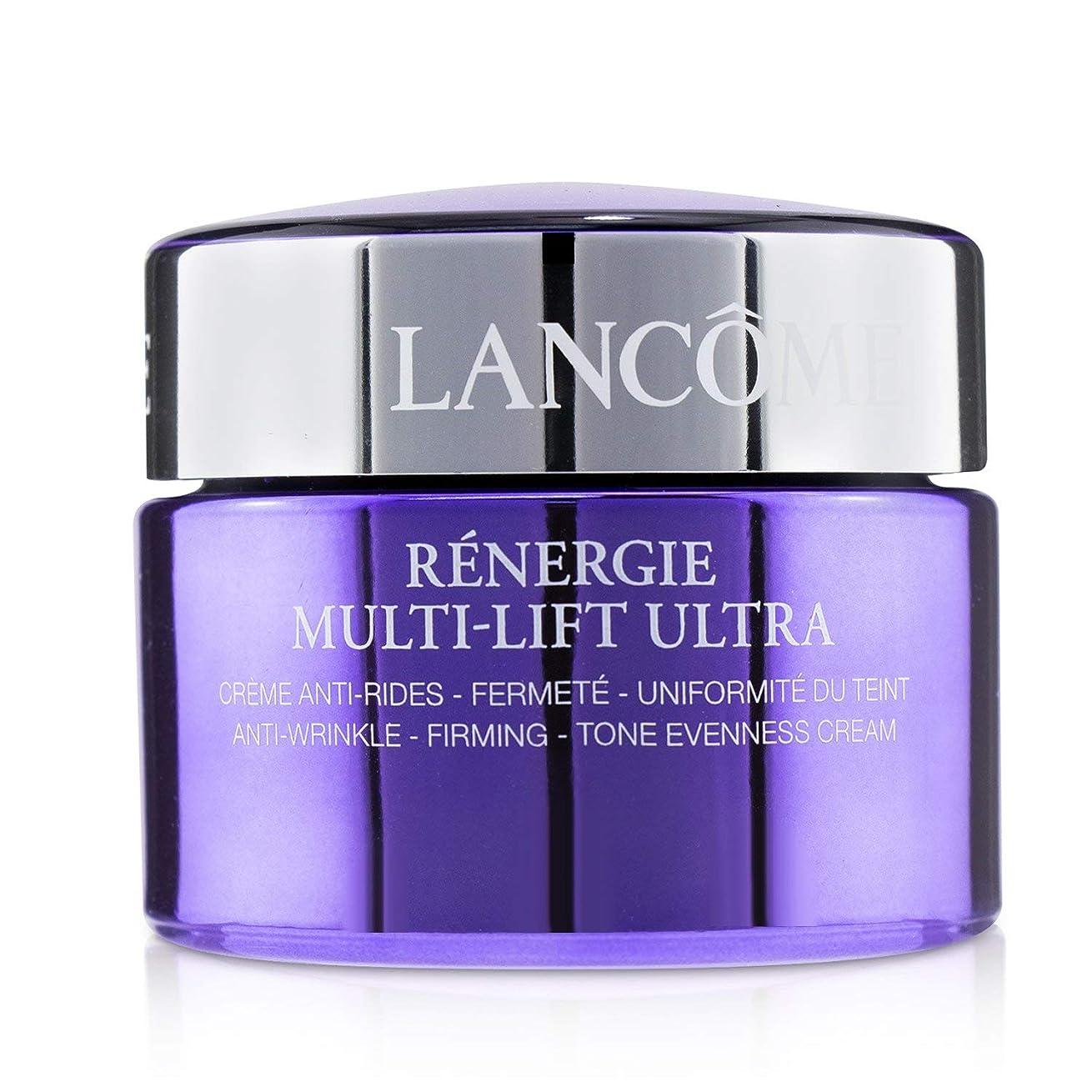 恐れるお香代表団ランコム Renergie Multi-Lift Ultra Anti-Wrinkle, Firming & Tone Evenness Cream 50ml/1.7oz並行輸入品